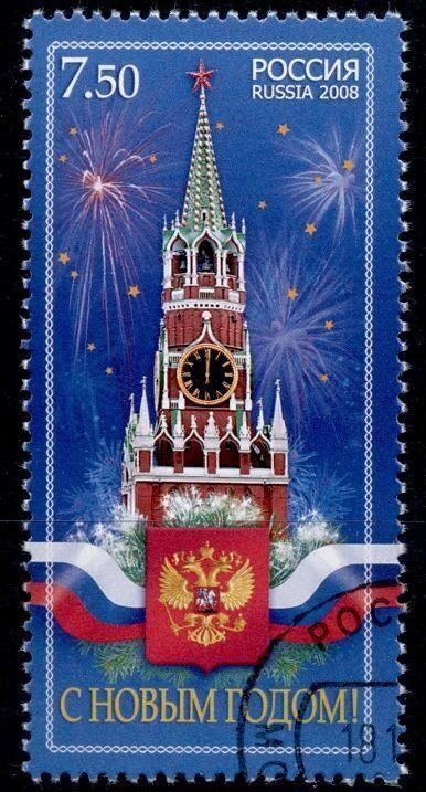 Символы российского нового года